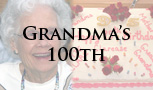 Grandma Ireland's 100th Birthday